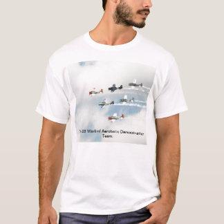 The T-28 Warbird Aerobatic Demonstration Team. T-Shirt
