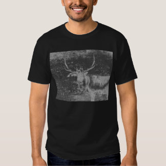 The T shirt of the deer which you stare/elk deer e
