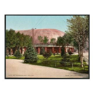 The Tabernacle, Salt Lake City classic Photochrom Postcard