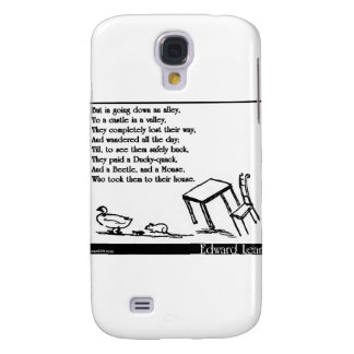 The Table and the Chair Galaxy S4 Cover