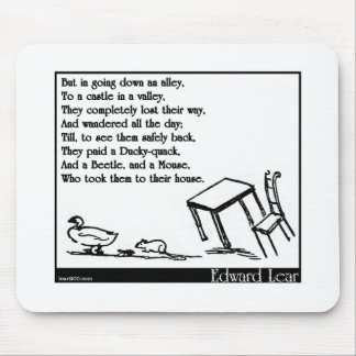 The Table and the Chair Mouse Pad
