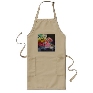 The Tablets of Moses Long Apron