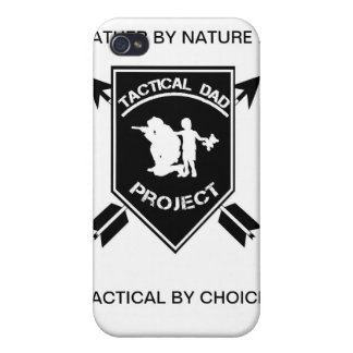 The Tactical Dad Project Case For iPhone 4