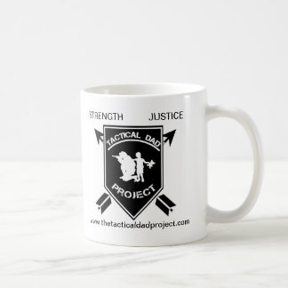 The Tactical Dad Project Mugs