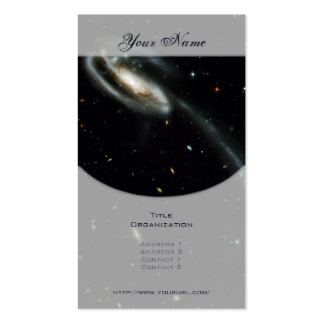 The Tadpole Galaxy Business Cards