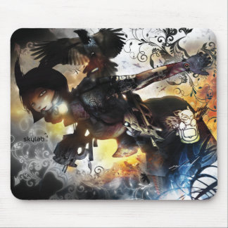 The Tag Along Mouse Pad