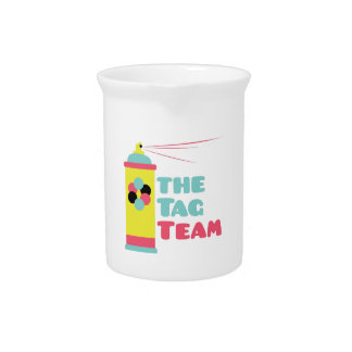 The Tag Team Beverage Pitchers