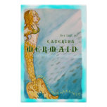 The Tail of Caterina Mermaid™ Book Poster