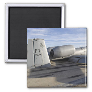 The tail section of an A-10 Thunderbolt II Magnet