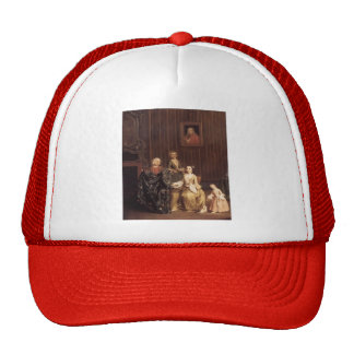 The Tailor  by Pietro Longhi Hats