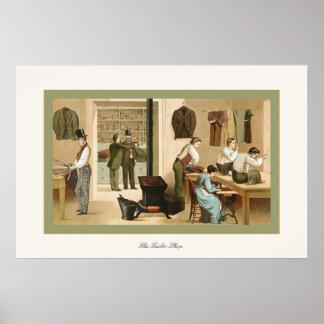 The Tailor Shop Print