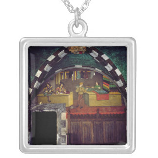 The Tailor's Shop Silver Plated Necklace