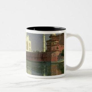 The Taj Mahal, 1874-76 Mugs