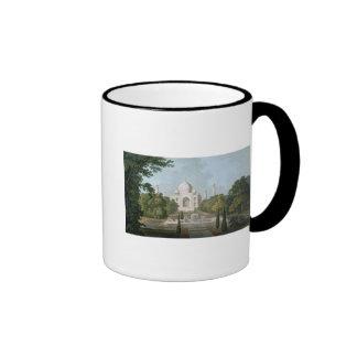 The Taj Mahal, Agra, from the Garden Coffee Mugs
