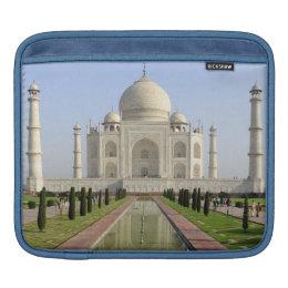 The Taj Mahal, Agra, Uttar Pradesh, India, iPad Sleeve
