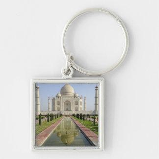 The Taj Mahal, Agra, Uttar Pradesh, India, Keychain