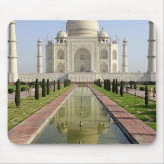 The Taj Mahal Agra Uttar Pradesh India Mousepads