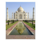 The Taj Mahal, Agra, Uttar Pradesh, India, Photo Print