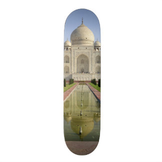 The Taj Mahal, Agra, Uttar Pradesh, India, Skateboard Deck