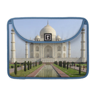 The Taj Mahal, Agra, Uttar Pradesh, India, Sleeves For MacBooks
