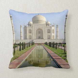 The Taj Mahal, Agra, Uttar Pradesh, India, Throw Pillow