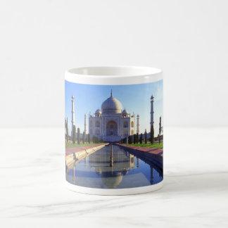 The Taj Mahal at Agra India Coffee Mug