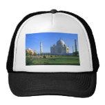The Taj Mahal at Agra India Mesh Hats