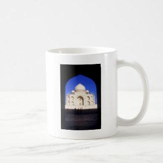 The Taj Mahal at Agra India Mugs