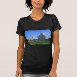The Taj Mahal at Agra India Tshirts