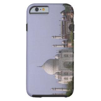 the Taj Mahal dominates the town of Agra Tough iPhone 6 Case