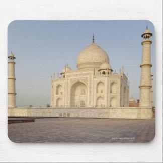 The Taj Mahal from Mehmankhana (guest house) Mouse Pad