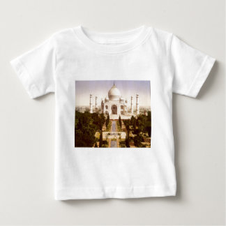 The Taj Mahal in Agra India Baby T-Shirt