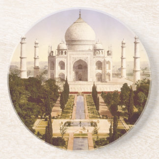 The Taj Mahal in Agra India Coaster