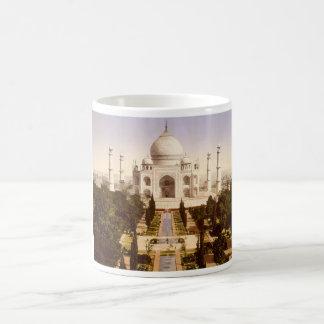 The Taj Mahal in Agra India Coffee Mug