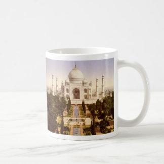 The Taj Mahal in Agra India Mugs
