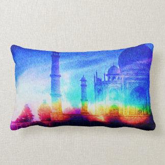 The Taj Mahal Lumbar Pillow