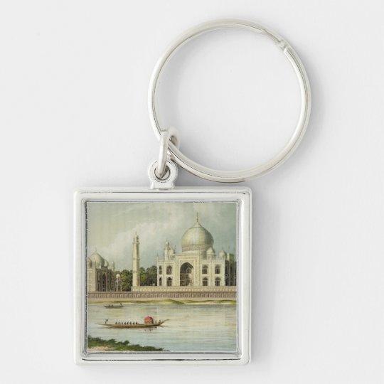 The Taj Mahal, Tomb of the Emperor Shah Jehan and Keychain