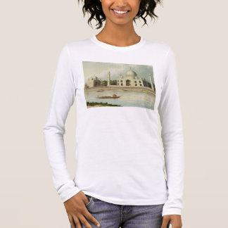 The Taj Mahal, Tomb of the Emperor Shah Jehan and Long Sleeve T-Shirt