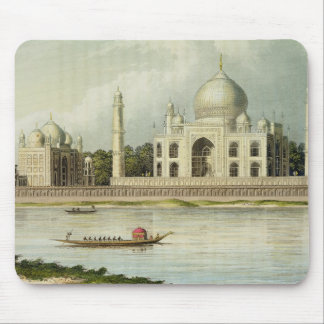 The Taj Mahal, Tomb of the Emperor Shah Jehan and Mouse Pad
