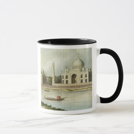 The Taj Mahal, Tomb of the Emperor Shah Jehan and Mug