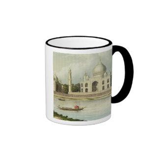 The Taj Mahal Tomb of the Emperor Shah Jehan and Coffee Mug