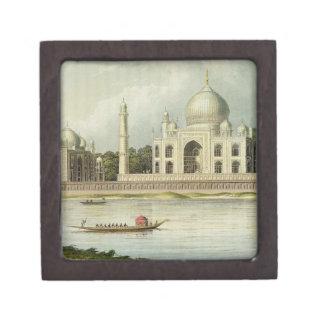 The Taj Mahal Tomb of the Emperor Shah Jehan and Premium Gift Box