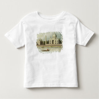 The Taj Mahal, Tomb of the Emperor Shah Jehan and Toddler T-shirt