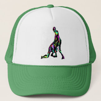 the take down trucker hat