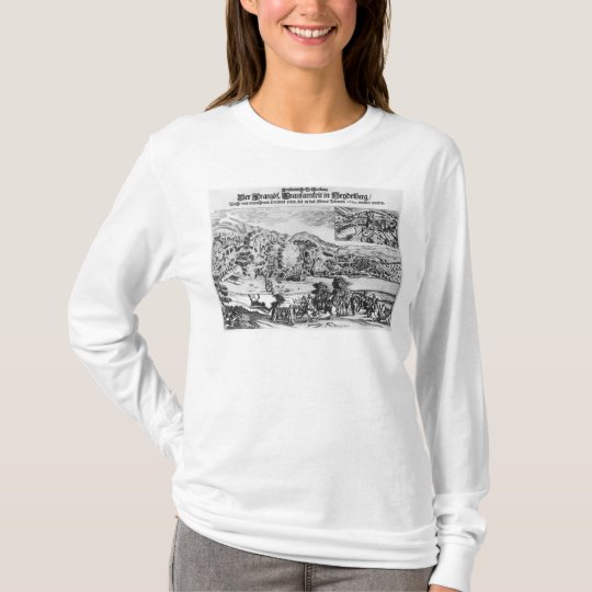 The taking and destruction of Heidelberg by T-Shirt
