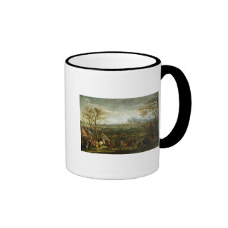 The Taking of Cambrai Ringer Mug