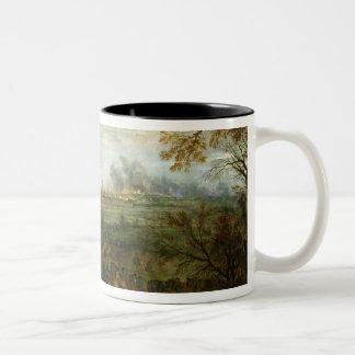 The Taking of Cambrai Two-Tone Coffee Mug