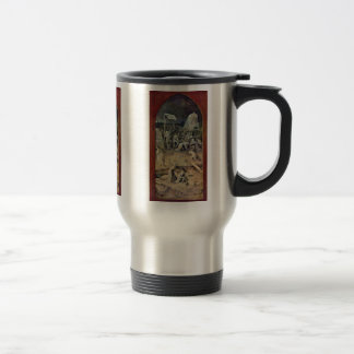 The Taking Of Christ [1]. By Hieronymus Bosch 15 Oz Stainless Steel Travel Mug