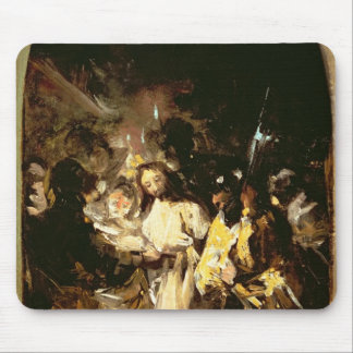 The Taking of Christ, c.1798 Mouse Pad