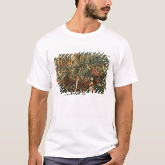The Taking of Constantinople (oil on canvas) T-Shirt